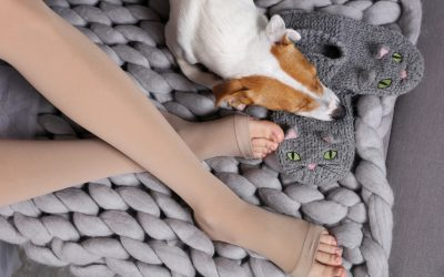 Products to help don / doff compression stockings