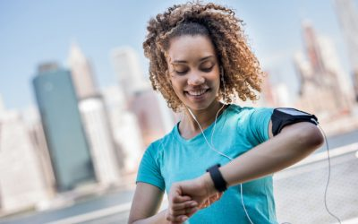 Track and record your health with apps