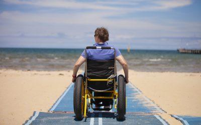 Accessible beaches in Australia