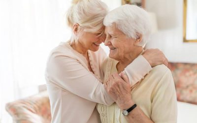 Caring for aged parents at home