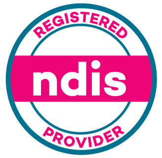 Registered NDIS Provider Badge