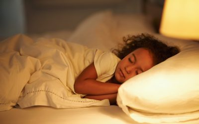 How can I help my child stay dry at night?